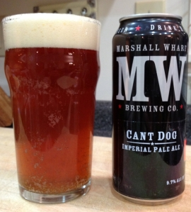 Marshall Wharf Cant Dog Imperial IPA